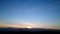 [風景・景観][空][夕焼け]