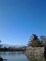 [はてなハイク][空][史跡・名勝][城跡・城郭]松本城(長野県松本市)