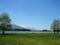 霊仙寺湖(長野県上水内郡飯綱町)