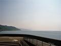 [風景・景観][空][海]道の駅・うみてらす名立