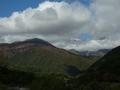[風景・景観][山]白馬連峰方面