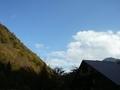 [風景・景観][紅葉]高瀬渓谷(長野県大町市)