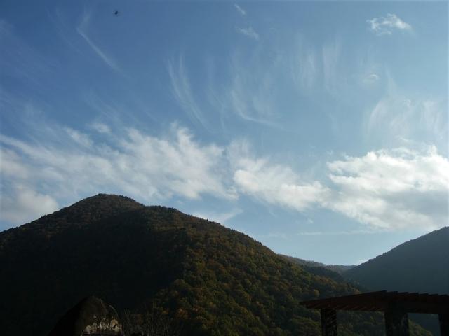 高瀬渓谷(長野県大町市)