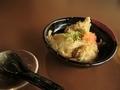 [料理・食品・飲料][蕎麦]そばがき揚げ出し(そば処詠月)