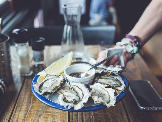 牡蠣,ケイト・オルフ,TED,都市汚染