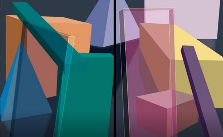 錯視,ボー・ロット,TED,色,光