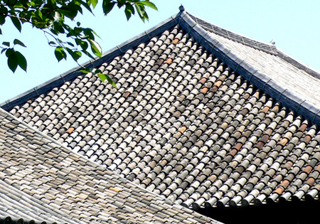 Ancient Roofing Tiles