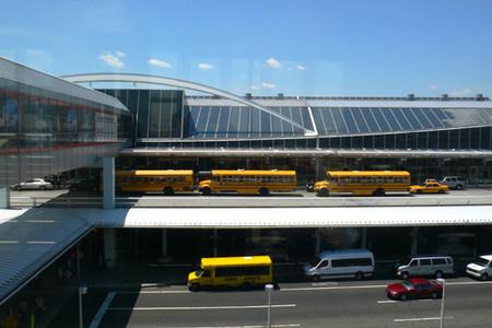 Terminal One Drop Off Area