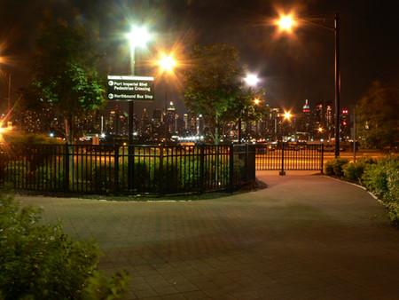 Light Rail-Port Imperial Ferry Station