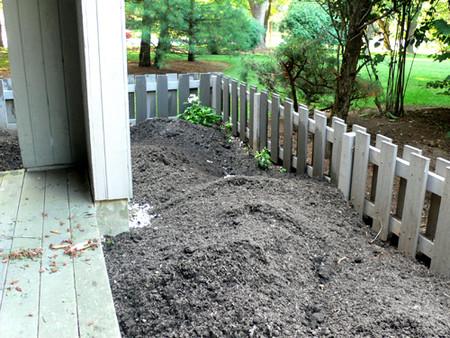 A Lot of Soil...