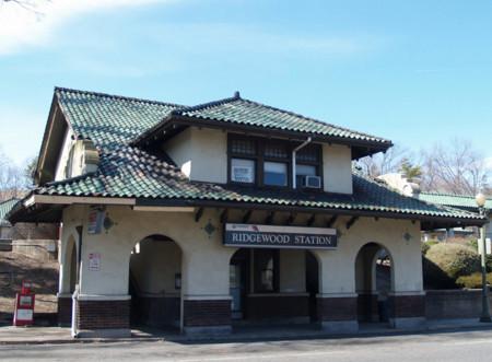 Ridgewood Station in the Daylight