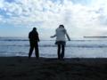 江の島にて2