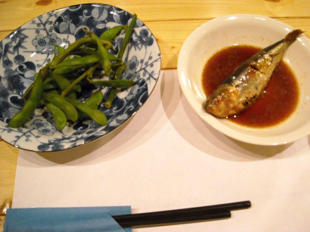 2009年7月14日の夕飯