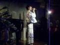歌:三戸亜耶 伴奏:大貫祐一郎 2009.8.4atウナ・カンツォーネ