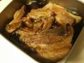 豚の角煮(蒸し)