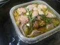 [料理]鶏レバーのコンフィ