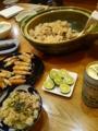 [ビール]秋刀魚の炊き込みご飯