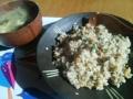 [炒飯]牡蠣の炒飯