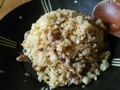 [炒飯]豚コマの炒飯