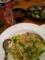 牡蠣と長ねぎのパスタ