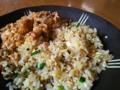 [炒飯]麻婆豆腐炒飯