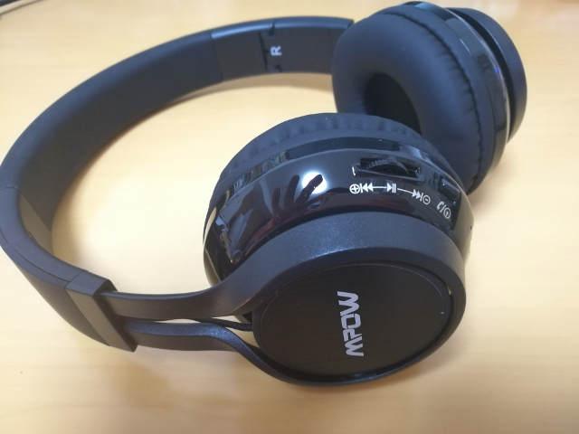 MPOW Thor Bluetooth ヘッドフォン1