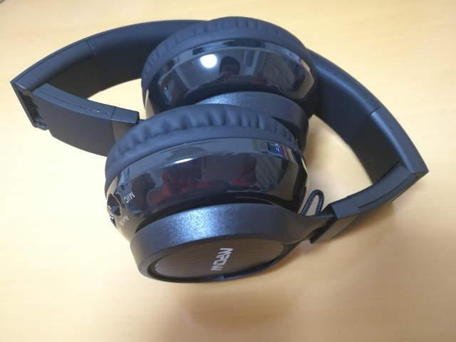 MPOW Thor Bluetooth ヘッドフォン 折り畳み