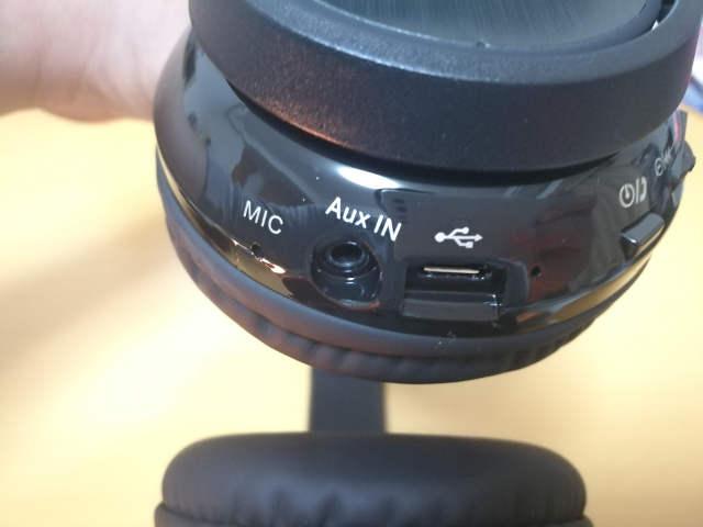 MPOW Thor Bluetooth ヘッドフォン3