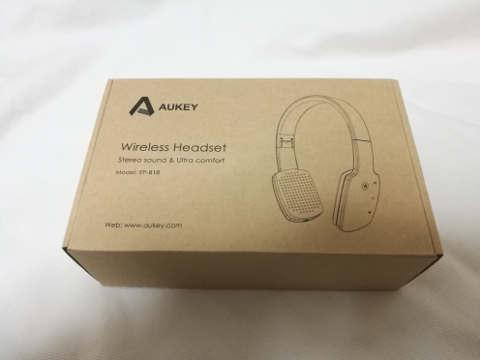 Aukey bluetooth ヘッドホン EP-B18 6