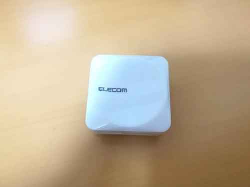 エレコム Bluetooth オーディオレシーバー LBT-CPAR01AVWH ホワイト1