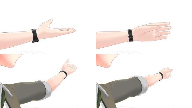 サーブ トス 手の平上向き コップを握るように 比較