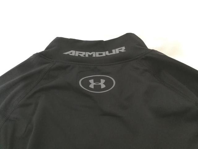 アンダーアーマー コンプレッションシャツ3 背面