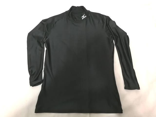 ミズノ コンプレッションシャツ1 正面