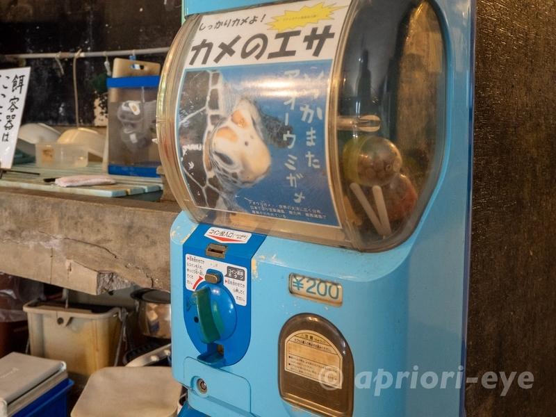 黒島研究所が販売しているカメのエサ