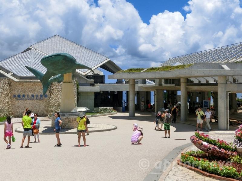 沖縄県にある美ら海水族館
