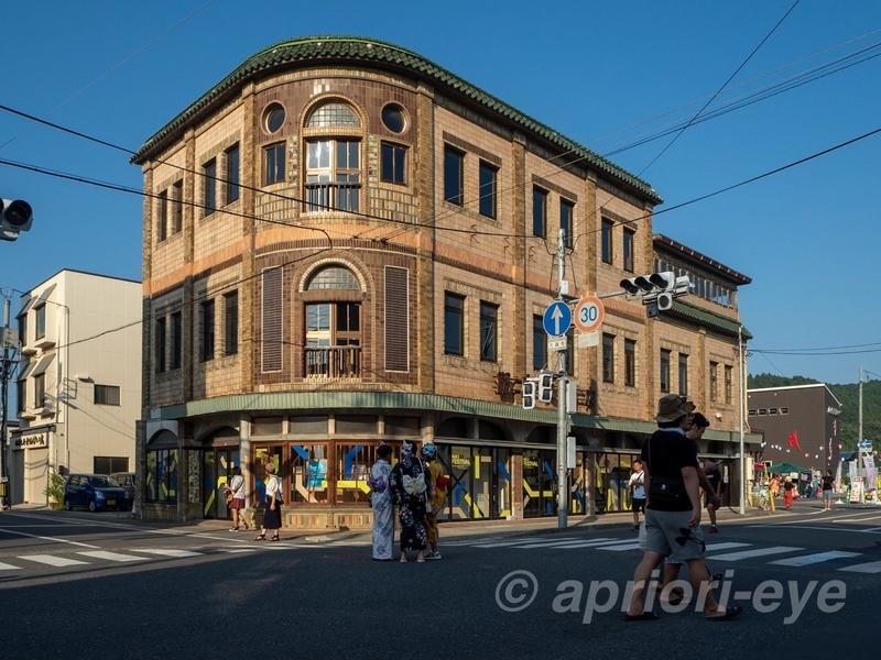 石巻市にある旧観慶丸商店の古い建物