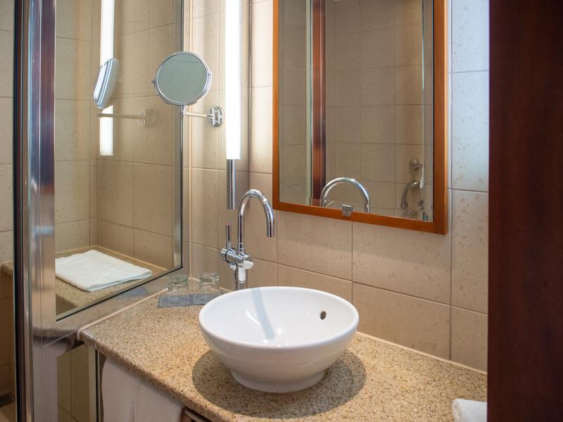 ソフィテル・アテネ・エアポートのバスルーム
