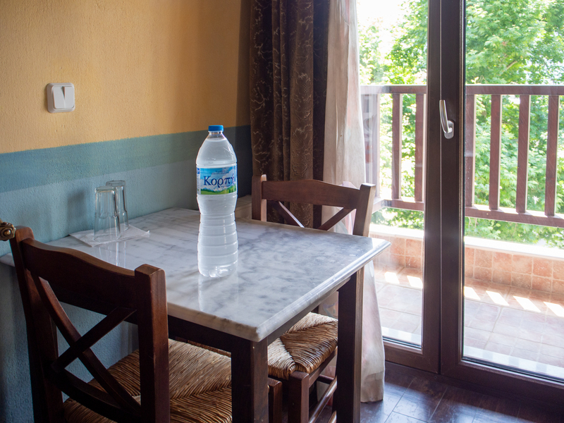 カランバカにあるミトスゲストハウスの客室