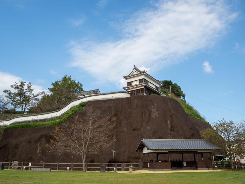臼杵市にある臼杵城跡に現存する建築物