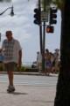 歩行者信号 数字は本物の赤信号までの秒数