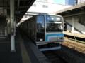 [鉄道][JR東日本]205系500番台@橋本駅