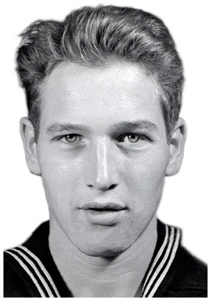 Paul Newman(18th birthday)