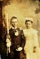 結婚式の燭執り