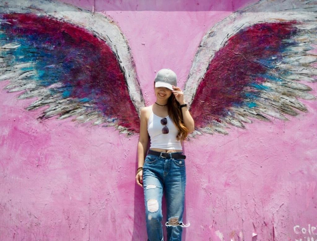 ロサンゼルス無計画女子旅 最強のインスタ映えロード メルローズ