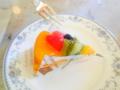 【ブログから】可愛いフルーツタルト