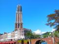 【ブログから】下から見るタワーシティ