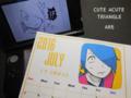【ブログから】パイたんの変顔カレンダー《7月》