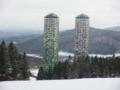 [スキー]トマム ザ・タワーホテル