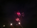 ハートの花火