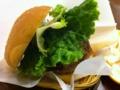 フレッシュネスバーガーのクラシックバーガーを食べました。